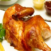 Pollo Asado con Nueces